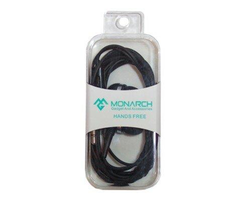 Наушники с микрофоном MONARCH (черный)
