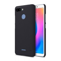 Чехол Nillkin Super Frosted Shield для Xiaomi Redmi 6 (черный)