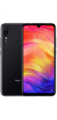 Xiaomi Redmi Note 7 4/128Gb Черный (Global Version)