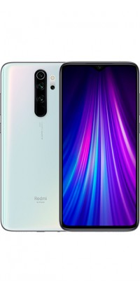 Xiaomi Redmi Note 8 Pro 6/64GB Белый (Global Version)