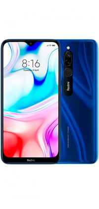 Xiaomi Redmi 8 3/32Gb Голубой сапфир (Global Version)