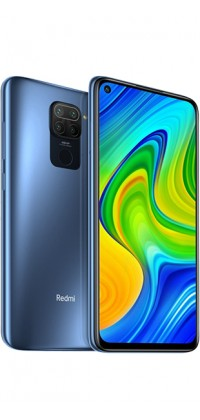 Xiaomi Redmi Note 9 3/64GB (NFC) серый (Global Version)
