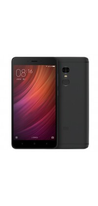 Redmi Note 4 4/64GB Black (Snapdragon 625)