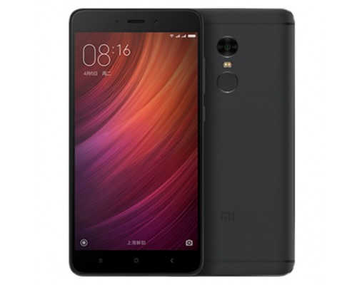 Xiaomi Redmi Note 4 4/64GB Черный (Snapdragon 625)